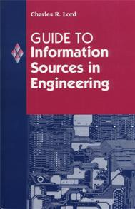 Guide to Information Sources in Engineering cover image