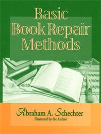 Basic Book Repair Methods cover image