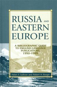 Russia and Eastern Europe cover image