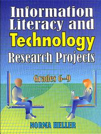 Information Literacy and Technology Research Projects cover image