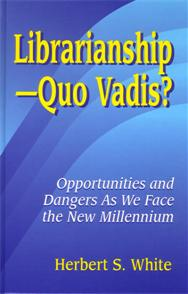 LibrarianshipQuo Vadis? cover image