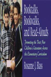 Booktalks, Bookwalks, and Read-Alouds cover image