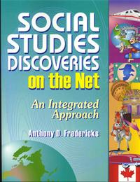 Social Studies Discoveries on the Net cover image