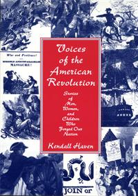 Voices of the American Revolution cover image