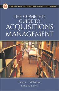 The Complete Guide to Acquisitions Management cover image