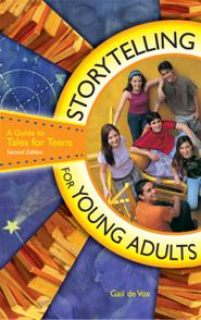 Storytelling for Young Adults cover image