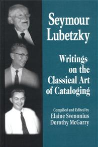 Seymour Lubetzky cover image