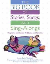 The BIG Book of Stories, Songs, and Sing-Alongs cover image
