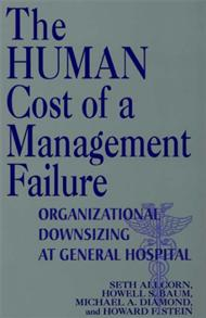 The Human Cost of a Management Failure cover image