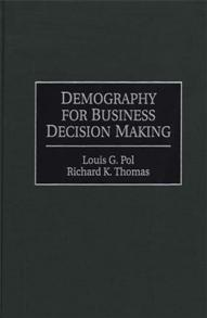 Demography for Business Decision Making cover image
