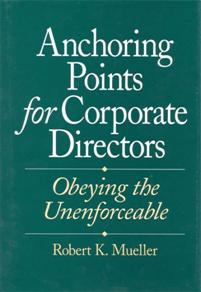 Anchoring Points for Corporate Directors cover image