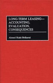 Long-Term Leasing -- Accounting, Evaluation, Consequences cover image