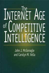 The Internet Age of Competitive Intelligence cover image