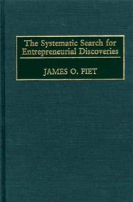 The Systematic Search for Entrepreneurial Discoveries cover image