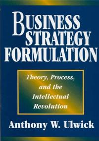 Business Strategy Formulation cover image