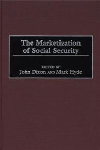 Cover image for The Marketization of Social Security