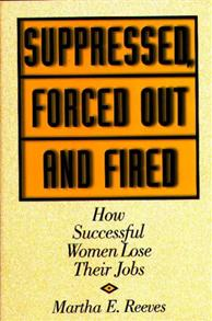 Suppressed, Forced Out and Fired cover image