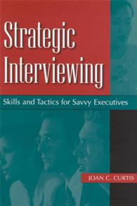 Strategic Interviewing cover image