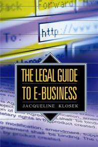 The Legal Guide to E-Business cover image