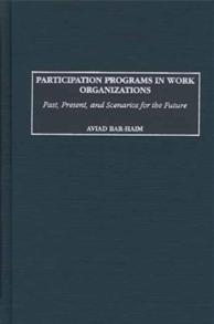 Participation Programs in Work Organizations cover image