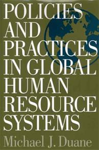 Policies and Practices in Global Human Resource Systems cover image