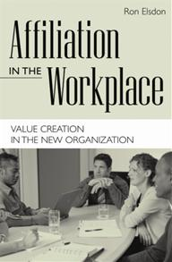 Cover image for Affiliation in the Workplace