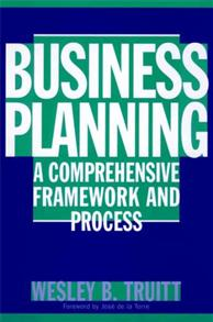 Business Planning cover image