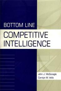 Bottom Line Competitive Intelligence cover image
