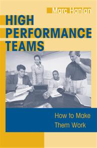 High Performance Teams cover image