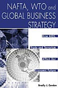 NAFTA, WTO and Global Business Strategy cover image