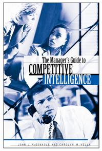 The Manager's Guide to Competitive Intelligence cover image
