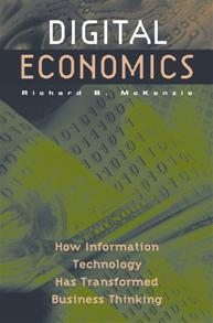Digital Economics cover image