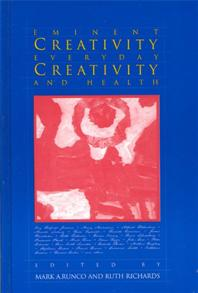 Eminent Creativity, Everyday Creativity, and Health cover image