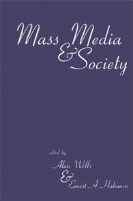 Mass Media and Society cover image