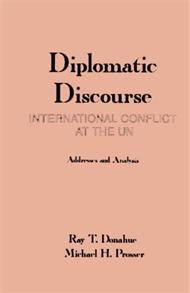 Diplomatic Discourse cover image