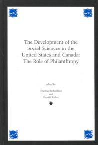 Development of the Social Sciences in the United States and Canada cover image