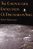 The Chronological Encyclopedia of Discoveries in Space cover image