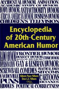 Encyclopedia of 20th-Century American Humor cover image