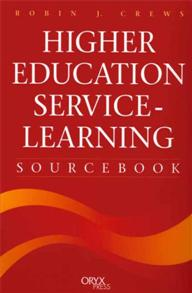 Higher Education Service-Learning Sourcebook cover image