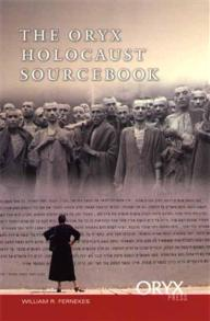 Cover image for The Oryx Holocaust Sourcebook