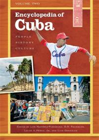 Encyclopedia of Cuba cover image