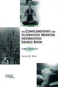 The Complementary and Alternative Medicine Information Source Book cover image