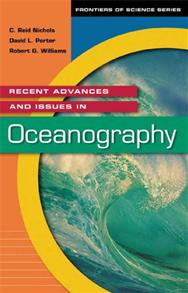 Recent Advances and Issues in Oceanography cover image