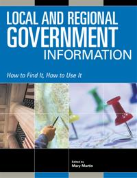 Local and Regional Government Information cover image