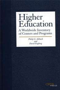 Higher Education cover image