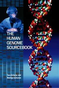 The Human Genome Sourcebook cover image