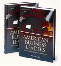 American Business Leaders cover image