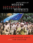 Encyclopedia of Modern Separatist Movements cover image