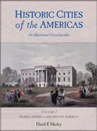 Cover image for Historic Cities of the Americas