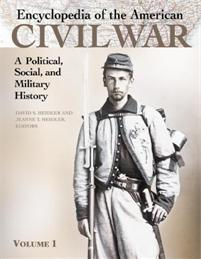 Cover image for Encyclopedia of the American Civil War